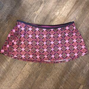 Athleta Swim Skirt / XL